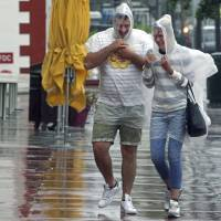 Tropical Storm Gordon brings hurricane watch to Gulf Coast, drenches south Florida