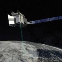 NASA launches satellite to measure changes in Earth's ice and vegetation