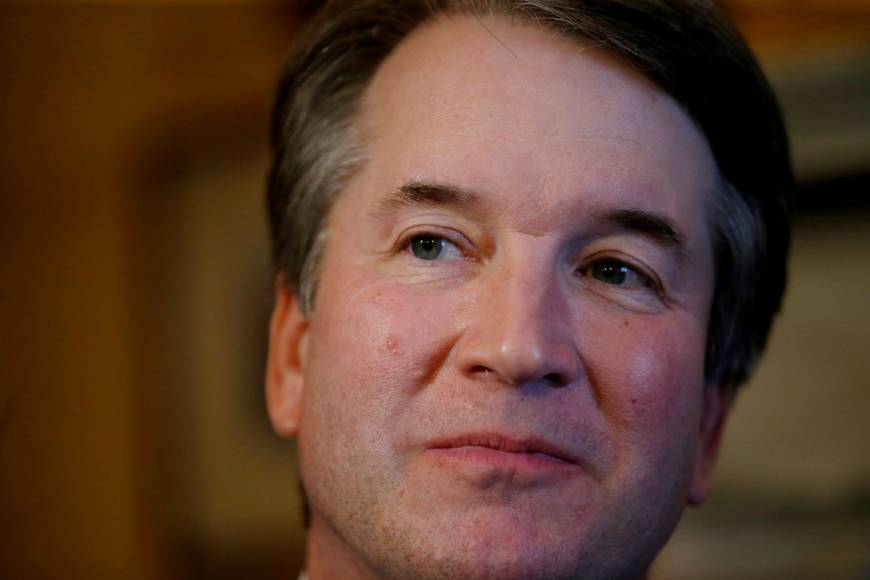 White House withholds 100,000 pages of Brett Kavanaugh documents ahead of Supreme Court nominee's confirmation hearing