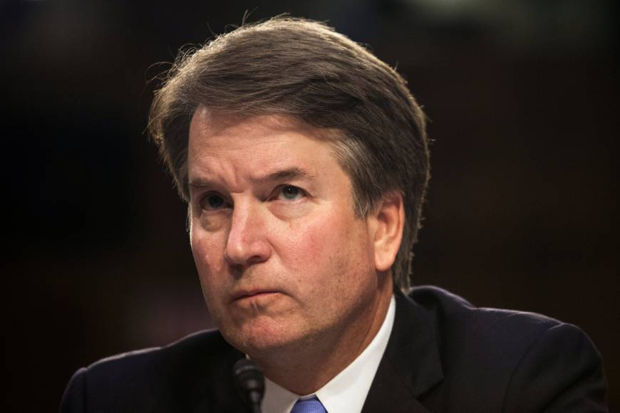 Trump's Supreme Court nominee Brett Kavanaugh on track as Senate hearing ends