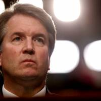 Gender war politics grip Senate over sexual assault accusation against Brett Kavanaugh