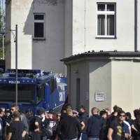 German police deploy over 1,000 against far-right march in eastern town of Koethen