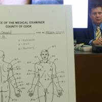 Doctor in cop's murder trial: Can't determine order of Laquan McDonald's wounds