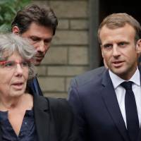 Macron admits France had system of torture during Algeria war, asks widow for pardon