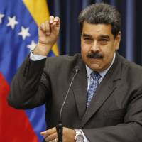 Maduro says he may not attend U.N. assembly because he is being targeted for assassination