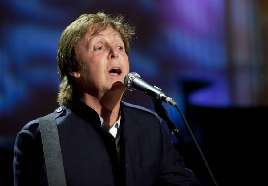 Confident and content, Paul McCartney rejuvenates sound in ambitious first album in five years