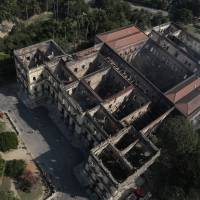 Recriminations fly after fire guts 200-year-old Rio museum, causing catastrophic damage
