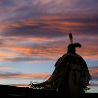 A woman performs a traditional Native American dance during the North American Indian Days celebration on the Blackfeet Indian Reservation in Browning, Monttana, July 13. North Dakota Democratic Sen. Heidi Heitkamp says Native American women are often subject to high rates of violence. 'It becomes a population that you can prey on because no one does anything about it, because there's no deterrence, because there's no enforcement and no prosecution,' said Heitkamp, who has introduced a bill aimed at addressing this issue.   AP