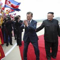 Could appealing to Trump's ego be key to solving the North Korean nuclear crisis? Moon and Kim think so.