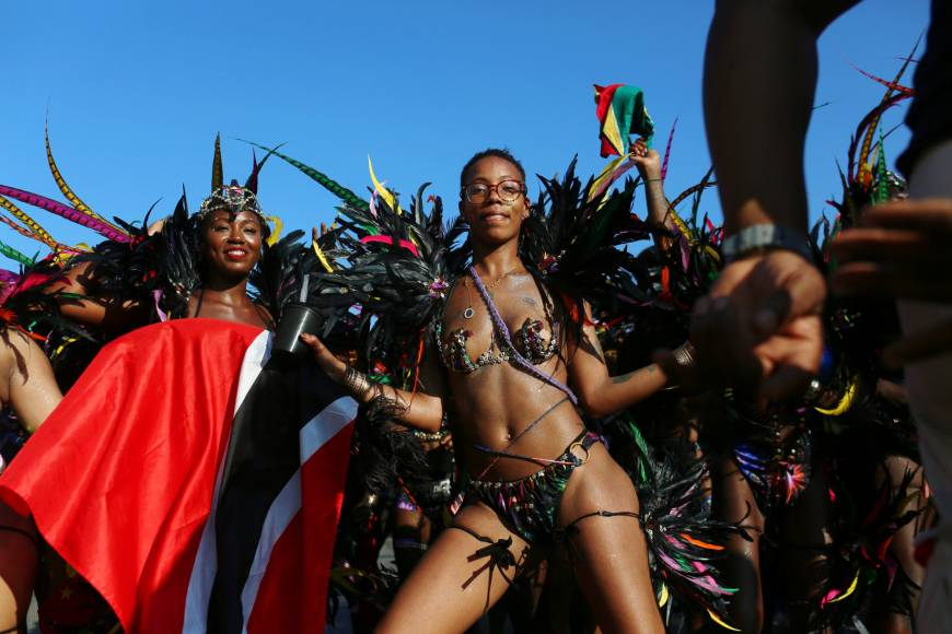 Annual NYC parade showcases Caribbean pride, amid tight security