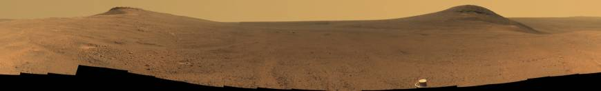 Mars dust storm clears, raising hope for stalled rover Opportunity
