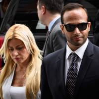 Ex-Trump campaign adviser George Papadopoulos sentenced to 14 days in prison