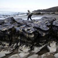 Pipeline company found guilty in 2015 California oil spill