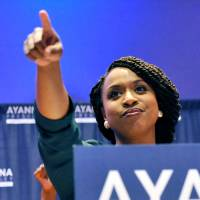 In Massachusetts, Ayanna Pressley wins fight for 'soul' of Democratic Party