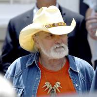 'Ramblin' Man' singer Dickey Betts critical but stable after falling while playing with dog in Florida