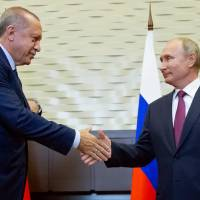Turkey and Russia agree on demilitarized zone in Syria's Idlib