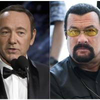 No L.A. sex charges for Kevin Spacey, Steven Seagal, Anthony Anderson