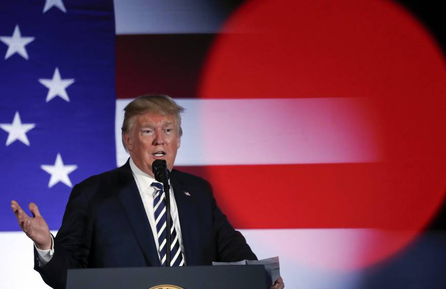 Trump to skip summits with Asian leaders in Singapore and Papua New Guinea; Pence to attend