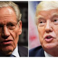 Trump spooked Pentagon with almost-sent tweet Pyongyang would have seen as attack imminent: Bob Woodward