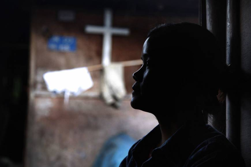 Myanmar victim of 'bride trafficking' tells of six years of brutal captivity in China