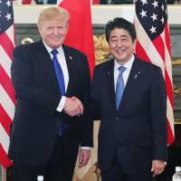 Abe and Trump to hold summit on sidelines of U.N. General Assembly next week