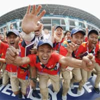 Asian Games combed for tips ahead of 2020 Games