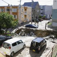 Dazed residents recount chaos, violent shaking caused by Level 7 quake