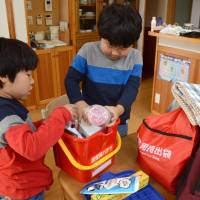 65% of people in Japan lack an emergency kit, survey finds