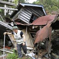 Quake damage to Hokkaido's farm, forestry, fishing sectors estimated at nearly ¥40 billion; dairy farmers in bind