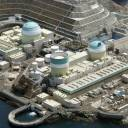 Shikoku Electric Power Co.'s Ikata nuclear power plant is seen in Ehime Prefecture.