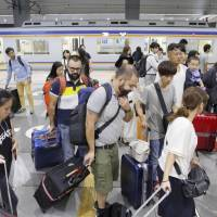 Need to back up sinking Kansai airport stymies region ahead of G20, elections