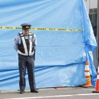 Sendai policeman's killer may have tried to steal officer's gun