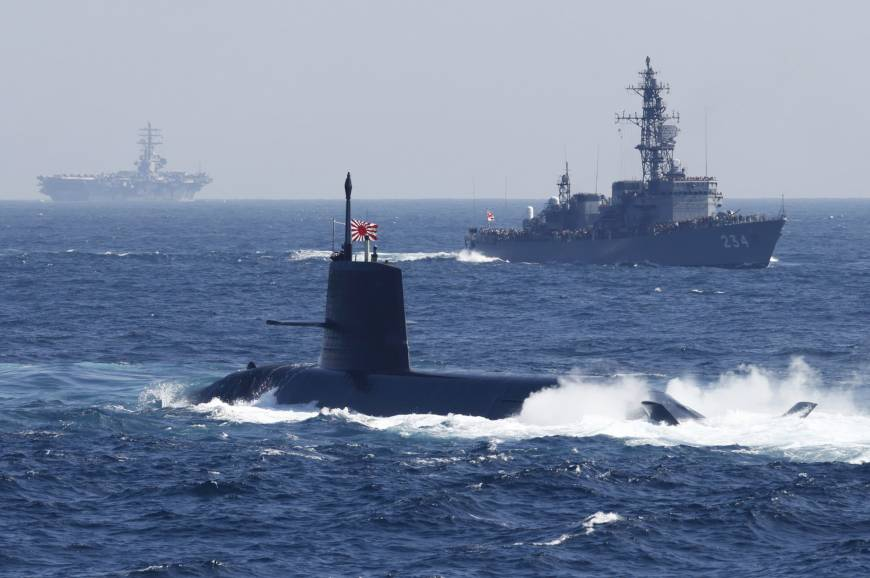 Defense Ministry might ease ban on submarine duty for female SDF officers
