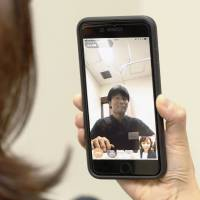 Telemedicine via smartphone apps gaining in popularity in Japan