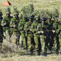 SDF to conduct first joint military exercises in Japan with British Army