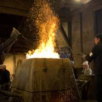 Stoke the flames of tradition on Shimane's 'Iron Road'