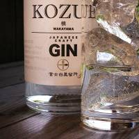 Nakano BC's Kozue gin uses a Wakayama botanical product called koyamaki (Japanese pine umbrella) as well as lemon peels, mandarin orange peels and local sanshō pepper seeds from Wakayama Prefecture. | JOHN ASHBURNE