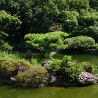Nakano BC's headquarters rests in a tranquil Japanese garden.