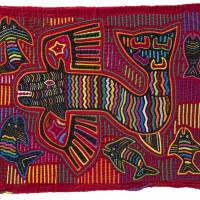 Molas and Nature: Textile Art From the Elisabeth Hans Collection