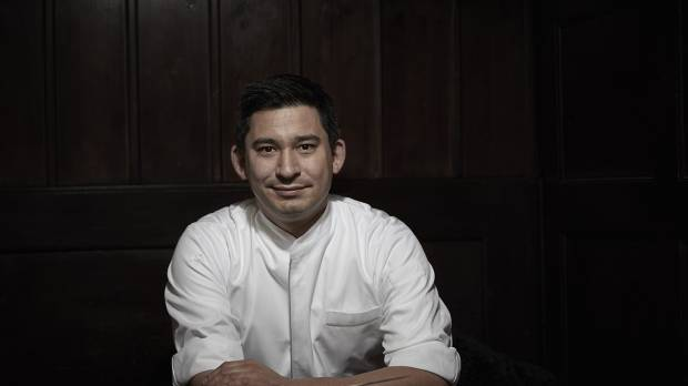 For Tohru Nakamura, fusion is in the blood, not just the food