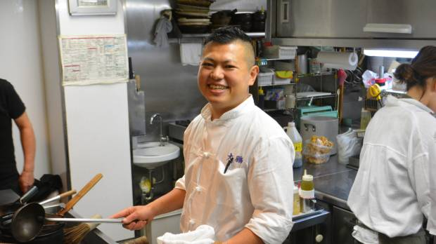 Kouki Watanabe: Sparks fly between son and father