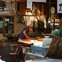 More than the auction: Tsukiji  restaurants to visit before it moves