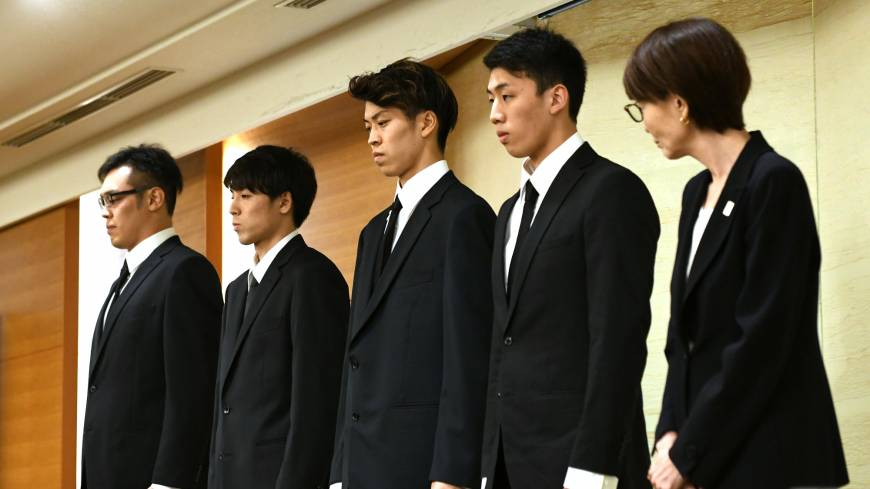 Japanese athletes under fire after Asian Games scandal