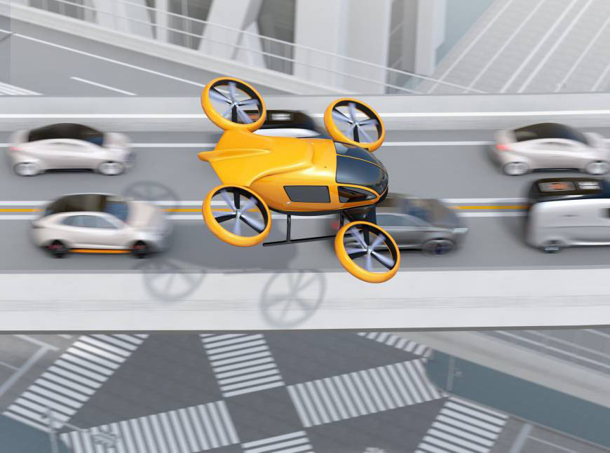 Let's discuss flying cars