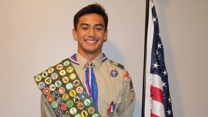 This Tokyo Scout's been there, done that,  got all the merit badges — and more