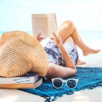 'Most readers don't want to know what it's really like,' says Peter Goodman of Stone Bridge Press. 'They will get bored and restless if you try to give them too much detail.' In other words, they want beach reads. | GETTY IMAGES