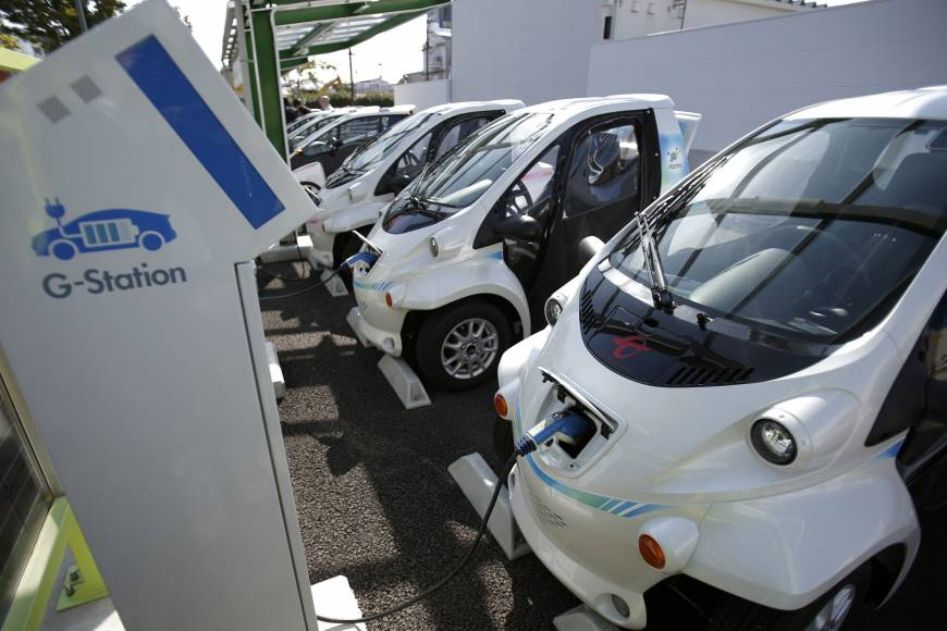 When electric vehicles' day comes, it will be suddenly