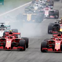 Ferrari, Mercedes prepare for battle