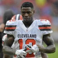 Browns to release receiver Josh Gordon