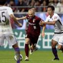 Former Barcelona captain Andres Iniesta's arrival in the J. League has inspired a string of sellouts at Vissel Kobe's home and away fixtures.